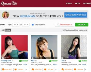romancetale users